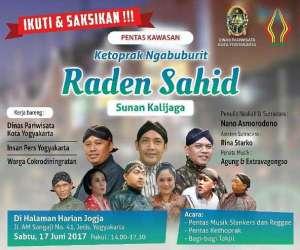 """Pentas Ketoprak Ngabuburit """"Raden Saleh"""""""