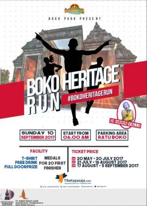 Boko Heritage Run 2017