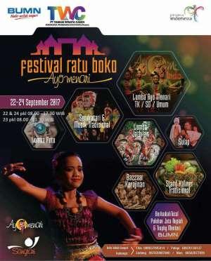 Festival Ratu Boko 2017