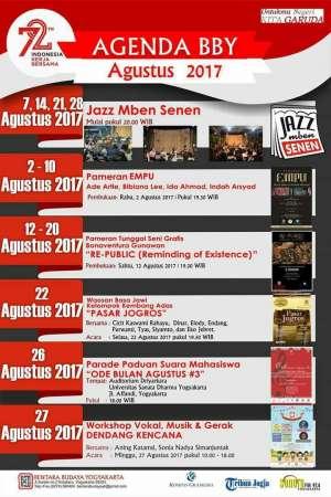 Agenda BBY Agustus 2017