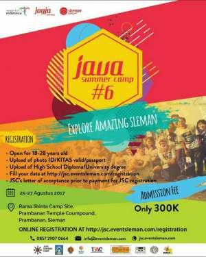 Java Summer Camp #6 2017