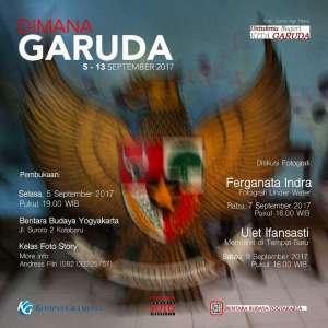 Workshop Dimana Garuda di Bentara Budaya Yogyakarta