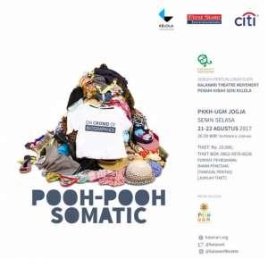 Kalanari Theatre Movement mempersembahkan Pooh-Pooh Somatic