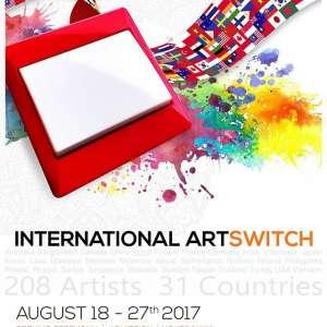 "Pameran ""International Artswitch Exhibition"" di Jogja Gallery"