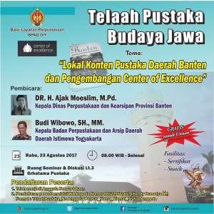 Telaah Pustaka Budaya Jawa