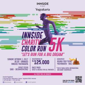 Innside Charity Colour Run