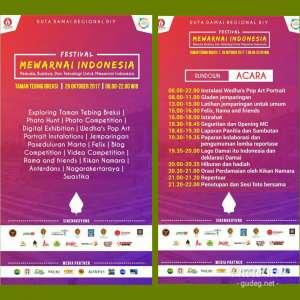 Festival Mewarnai Indonesia