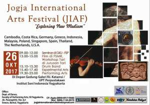 Jogja International Arts Festival 2017