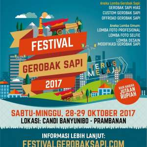 Festival Gerobak Sapi 2017