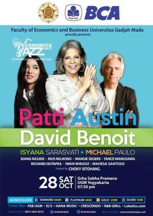 Economic Jazz 2017 with Patti Austin and David Benoit