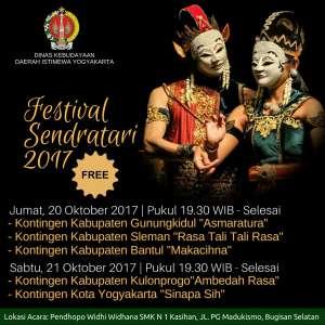 Festival Sendratari 2017