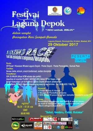 "Festival Laguna Depok 2017 ""Amazing Race"""