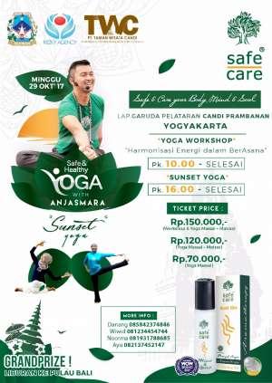Yoga Bersama Anjasmara