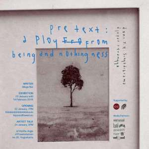 """Pretext: a Ploy from Being and Nothingness"""