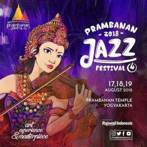 Prambanan Jazz 2018