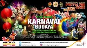 Karnaval Budaya PBTY 2018