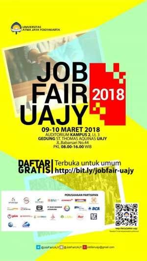 Job Fair UAJY 2018
