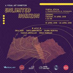 Visual Art Exhibition : Unlimited Horizon