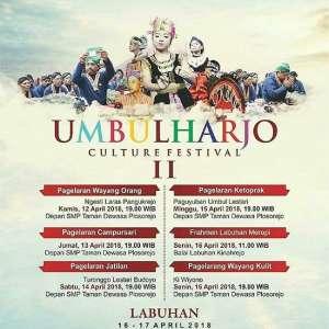 Umbulharjo Culture Festival 2018