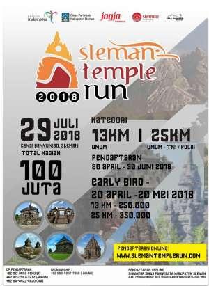 Sleman Temple Run 2018