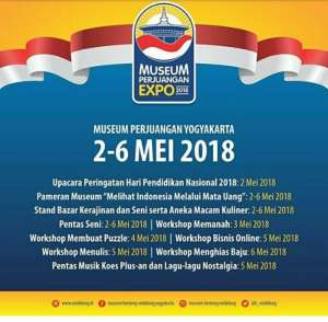 Museum Perjuangan Expo 2018