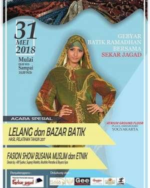 Gebyar Batik Ramadan