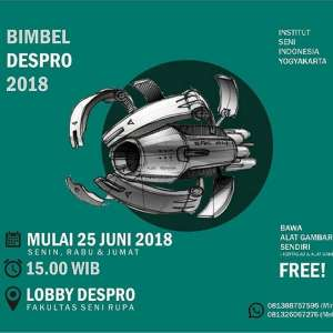 Bimbel DESPRO ISI YK 2018