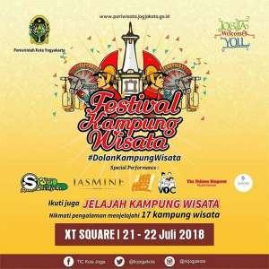 Festival Kampung Wisata 2018