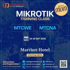 Mikrotik Training Class