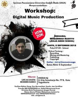 Workshop Digital Music Production bffbc47bb5
