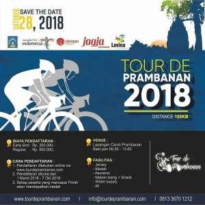 Tour de Prambanan 2018