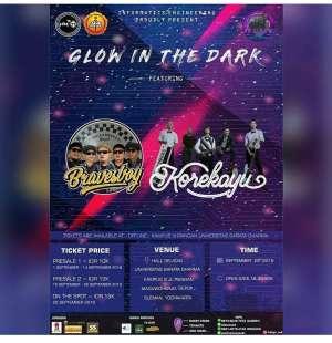 Glow In The Dark featuring Bravesboy & Korekkayu