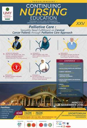 Seminar & Talkshow Continuing Nursing Education 2018