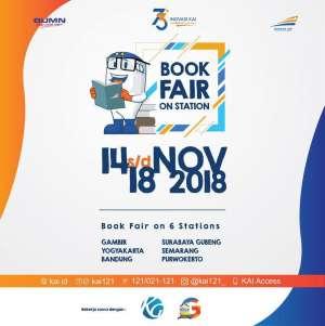 Book Fair on Station
