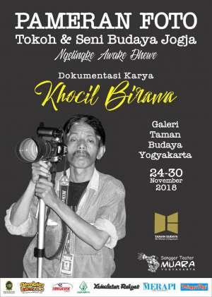 Pameran Foto Dokumentasi Karya Khocil Birawa