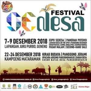 Festival Se Desa 2018