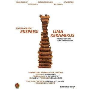 Pameran Figur/Objek Lima Keramikus