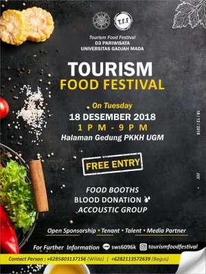 Tourism Food Festival 2018
