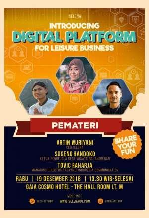 Digital Platform for Leisure Business