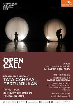 PSBK Open Call: Tata Cahaya Pertunjukan