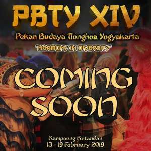 Pekan Budaya Tionghoa Yogyakarta (PBTY) 2019