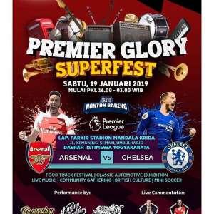 Nonton Bareng : Premier Glory Superfest