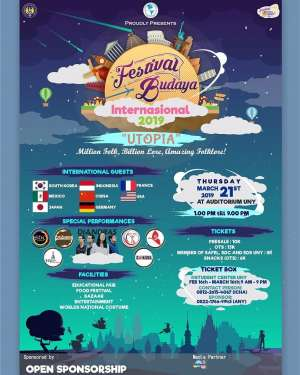 Festival Budaya Internasional