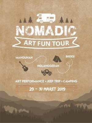 Nomadic ArtFunTour