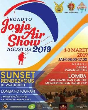 Road To Jogja Air Show Agustus 2019