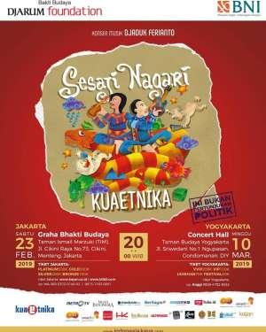 Konser Musik Sesaji Nagari Kuaetnika