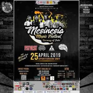 Mesinesia Music Festival Harmony of Indie