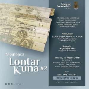 Membaca Lontar Kuna #2