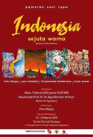 Pameran Seni Rupa: Indonesia Sejuta Warna