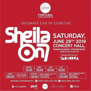 Intimate Live in Concert Sheila on 7